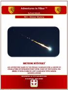Cover of NQ1 - Meteor Mystery