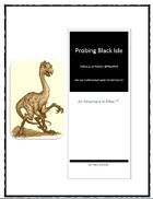 Cover of DS10 - Probing Black Isle