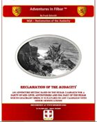 Cover of NQ4 - Reclamation of the Audacity
