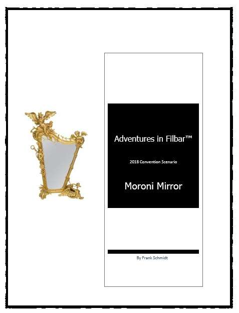 Cover of Con18 - 1 Moroni Mirror
