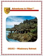 Cover of OS192 - Missionary Retreat
