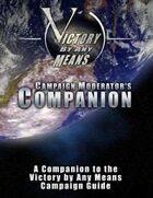 Campaign Moderator's Companion (First Edition)