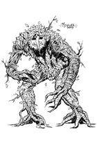 OE Stock Art - Shambling Mound