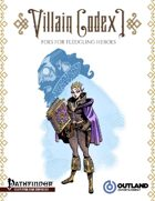 The Villain Codex I: Foes for Fledgling Heroes