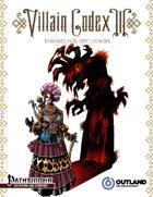Villain Codex III: Enemies for Epic Heroes