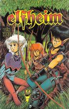 Elfheim: Volume 1 Issue 01