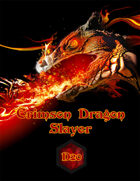 Crimson Dragon Slayer D20