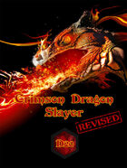 Crimson Dragon Slayer D20 Revised