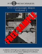 Sample:  VTT Campaign Maps Vol. I