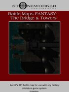 Battle Maps: Bridge & Towers
