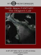 Battle Maps: The Dragon's Lair