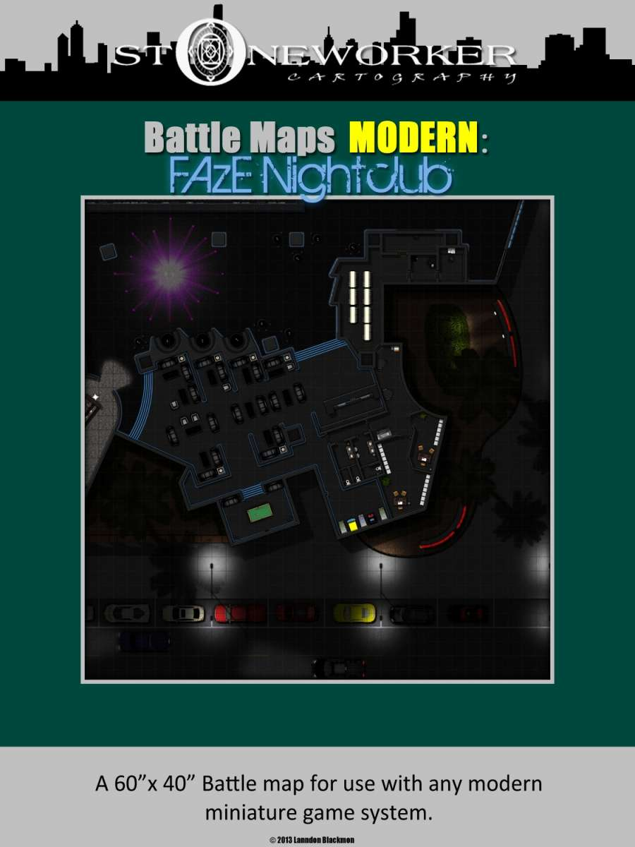 Battle Maps MOD...