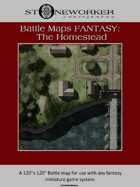Battle Maps FANTASY: The Homestead