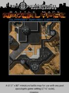 Battle Maps APOCALYPSE:  Outpost Raven Watch