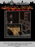 Battle Maps APOCALYPSE: The One Gun Saloon