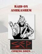 Raid On Ashkashem