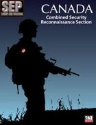 Canada\'s Combined Security Reconnaissance Section