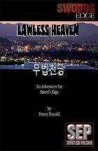 Lawless Heaven: A Sword's Edge Adventure