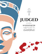 Judged: A Nefertiti Overdrive Adventure