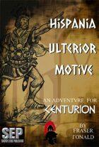 Hispania Ulterior Motive