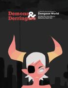 Demons & Derringers, a fantasy noir