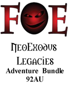 Legacies: Year 1 Adventure Bundle [BUNDLE]
