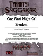 Legacies: ToS1-09 One Final Night of Freedom