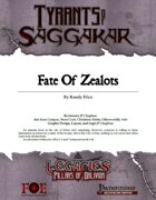 Legacies: ToS2-01 Fate of Zealots