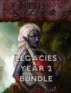 Legacies: Saggakar Year 2 [BUNDLE]