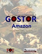 Gostor: Amazon (Pathfinder RPG)