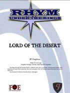 Rhym 02 Lord of the Desert