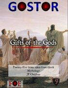 Gostor: Gifts of the Gods (5e)
