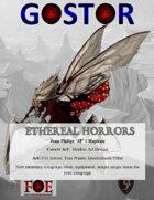 Gostor: Ethereal Horrors (5e)