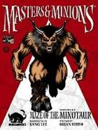 Masters and Minions Horde Book 2: Maze of the Minotaur