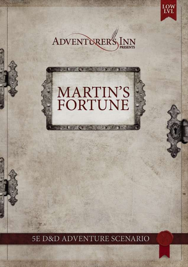 Cover of Martin's Fortune