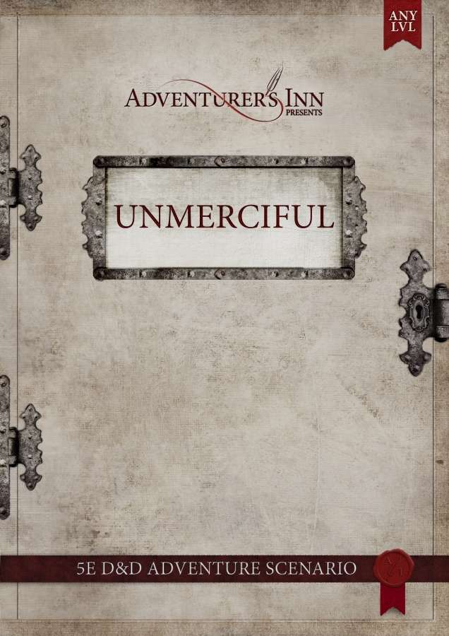 Cover of Unmerciful