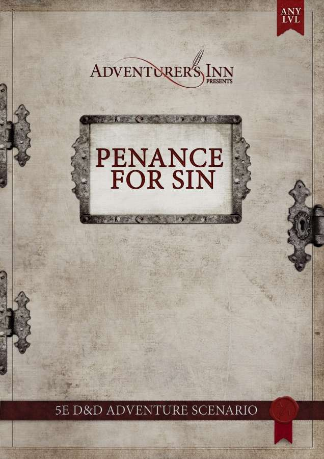 Cover of Penance For Sin