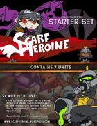 Scarf Heroine - The Mammon Empire starter set