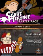 Scarf Heroine - Gotterdammerung garage starter set