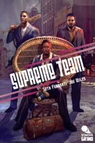 "Supreme Team - Chapter One ""The Come Up"""