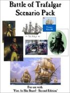 Battle of Trafalgar Scenario Pack