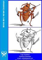 Mutant Cockroach