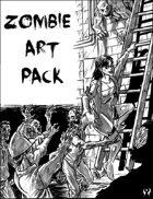 Zombie Art Pack
