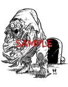 Zombie Art Pack 2