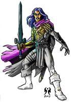 Sorceror-swordsman