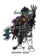 Dwarf Undead Lord