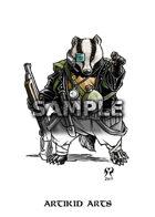 Mutant Badger
