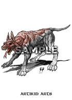 Ghoul Dog