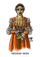 Renaissance Poisoner Lady