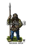 Dwarf Spearman